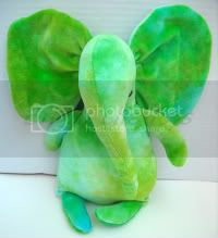 Seaglass the Elephant