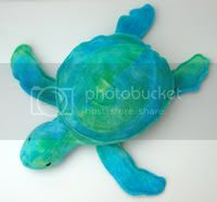 Samuel the Sea Turtle