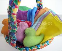 Very Hungry Caterpillar Easter Basket Set