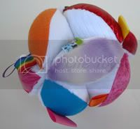 Girlie Sensory Clutch Ball