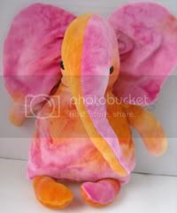 Strawberry Tangerine the Elephant