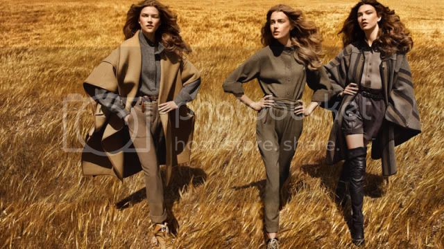 fashion ad campaign