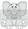 Lil elephant Image